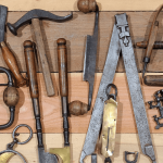 Working With Wood: Tools Throughout History